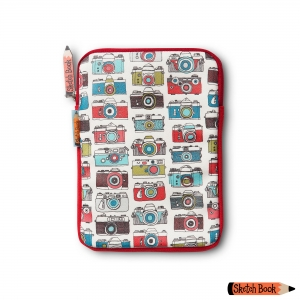 Cameras Small Tablet Case