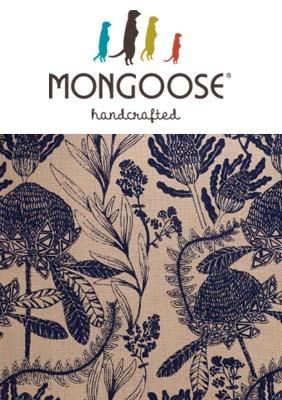 Mongoose Fynbos Blue Print