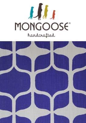 Mongoose Graphic Indigo