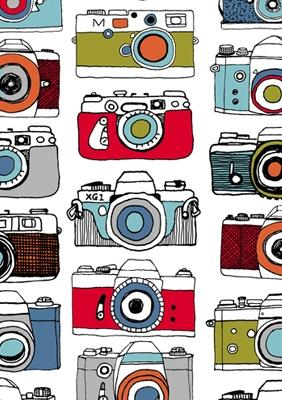 Sketchbook - Cameras