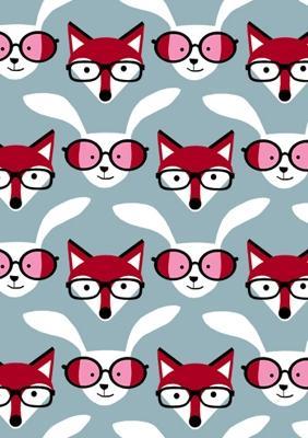 Sketchbook - Fox and Rabbit