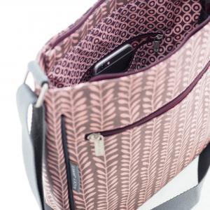 Vine Blush Large Crossbody Bag