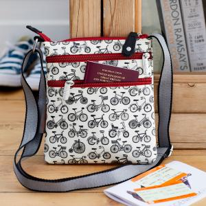 Bikes Mini Crossbody Bag