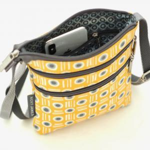 Mustard Pot Mini Crossbody Bag