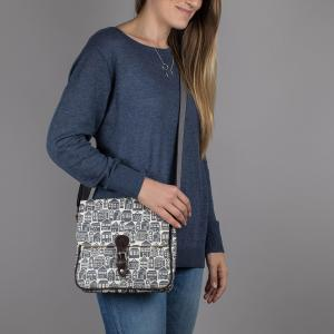 About Town Ladies Satchel