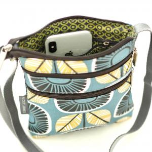Sunflower Mini Crossbody Bag