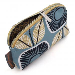 Sunflower Canvas Mini Make-Up Bag