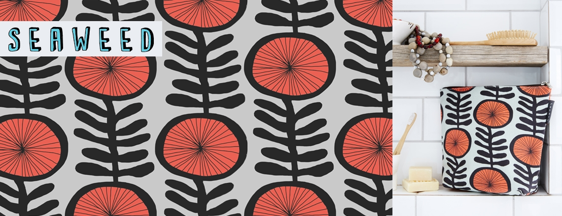 New Seaweed Print